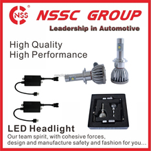 NSSC professioanal automobile and truck accent led auto headlight h1