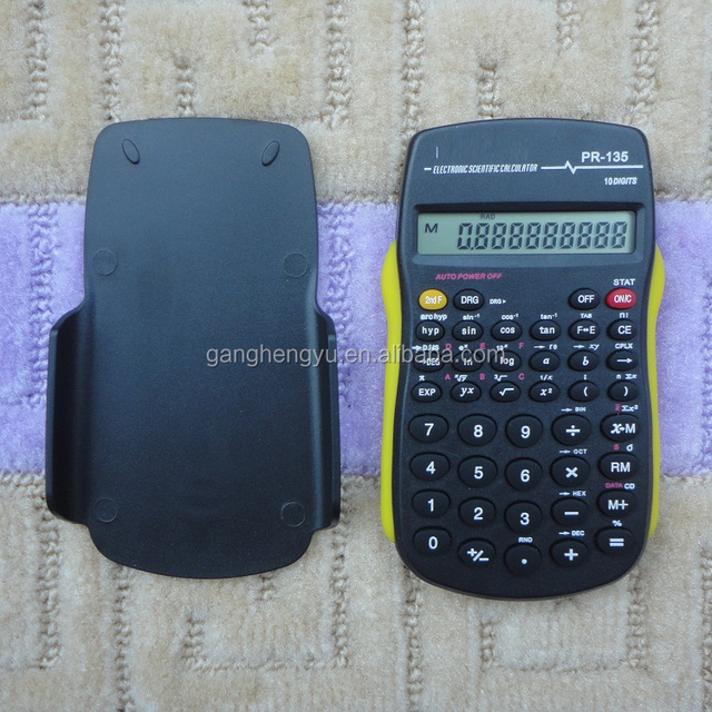 High Quality Portable 10 Digit Multifunction Scientific Calculator