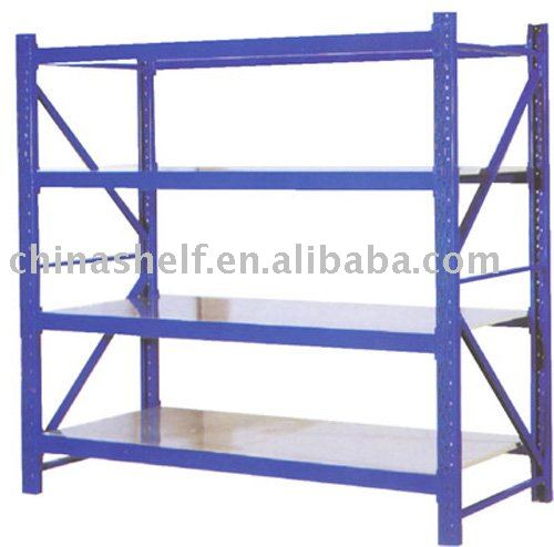 steel shelf storage