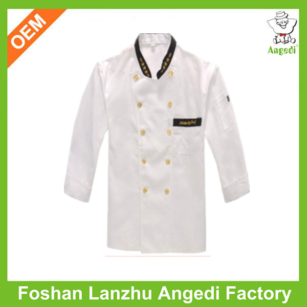 cheap jacket just design chef jacket