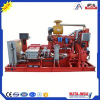Trade Assurance Gold Supplier 168 L/M Power Plant High Pressure Hydor Jet pump