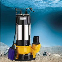 Submersible pump high capacity Single-stage Pump
