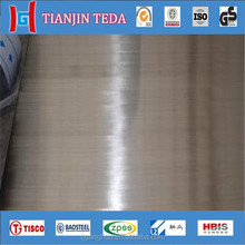 420 finish brushed stainless steel sheet price
