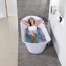 promotion baignoire en plastique pour adultes acheter des. Black Bedroom Furniture Sets. Home Design Ideas