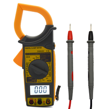 White Backlight Clamp Meter 266 266c 266f Digital Clamp Meter 266