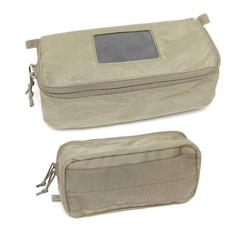 "TACTICAL 3"" LARGE OPEN WINDOW POUCH CAMO WASH POUCH"