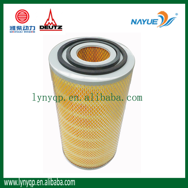 WEICHAI DEUTZ 226B engine parts 13023273 air filter use for SDLG XCMG XGMA CNHTC