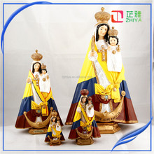wholesale saint mary resin statues