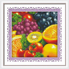 2015 Newest DIY crystal diamond embroidery painting of mosaic supplier&manufacturer