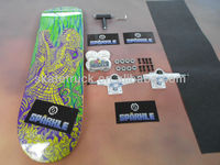 Wholesale Professional Skateboard Complete with top quality parts