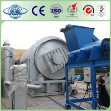 Waste Tyre Recycling Production Line Price middle and small size