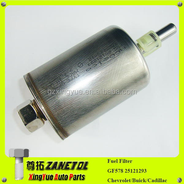 25121293 25121449 25121935 25121942 gm fuel filter for