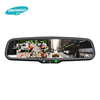 Rearview Mirror radar detector , car parking sensor system, auto dimming rearview mirror