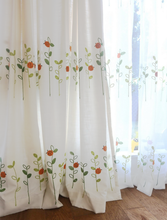 designs curtainpolyester kids' living room embroidery curtain fashion customized blackout curtaincurtain fabric