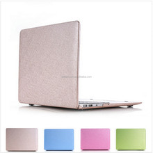 Luxury Capa Silk Leather Case Capinha Coque Cover For Macbook Case Air Pro Retina 11 12 13 15 laptop bag for mac book air 13