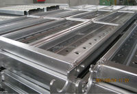 210mm galvanized Scaffolding bridge planks