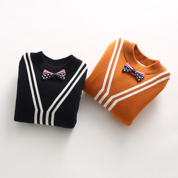 S65325A baby boys kids soft high quality wool cashmere sweater