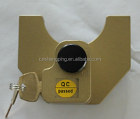 New product Trailer Lock security locks with High quality