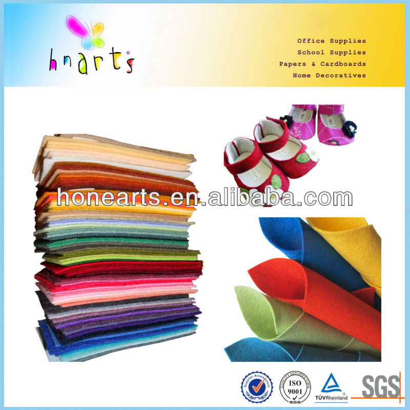Felt fabric for speaker felt supplier in china