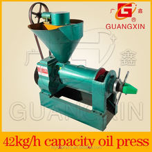 Hot selling Mini oil press / peanut oil mall Machine from China Manufacture YZYX70