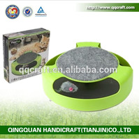 Catch The Mouse Cat Toy & Cat Scratching Cat Toy & remote control cat toys