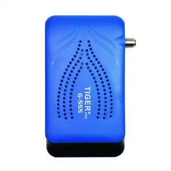Tiger Star G555 DVB S2 Digital datellite receiver mini hd box support 3G