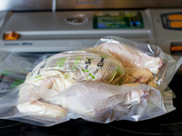 Nylon PE Vacuum Bags for chicken Food Saver