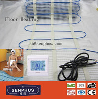 Underfloor Heating Kit ALL SIZES Dual Core Electric 150w/m2Under Tile Heating