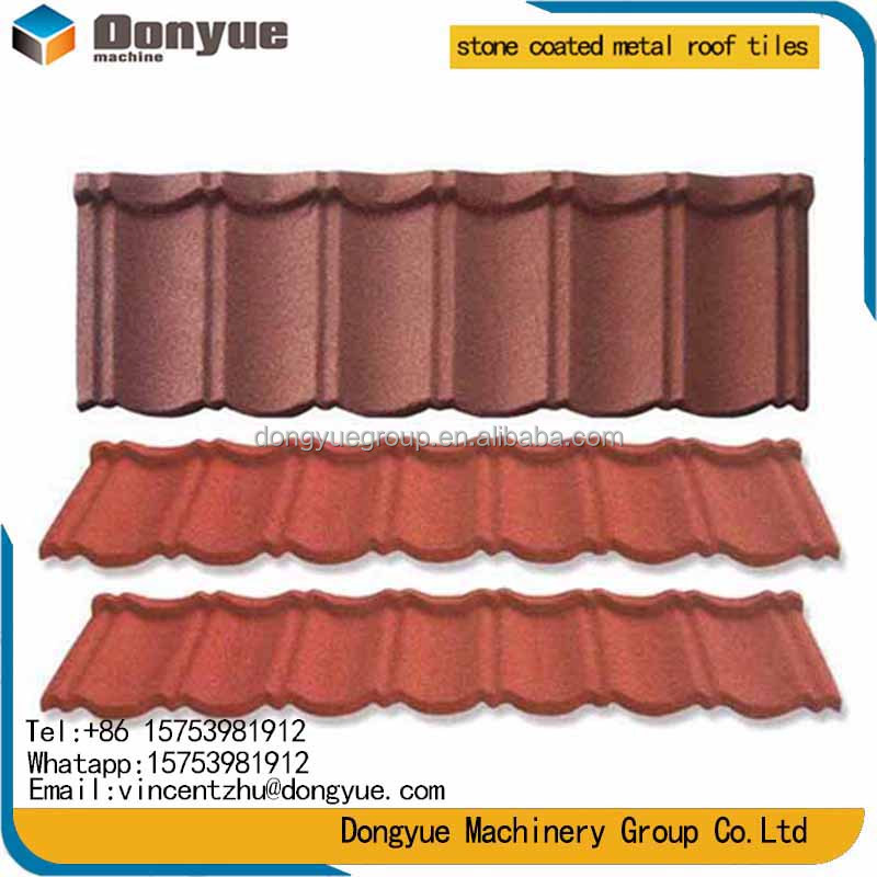 Cheap Flat stone coated metal steel roofing shingles,metal roofing sheet for house