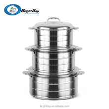 heat preservation Fresh pot set high quality cookware set