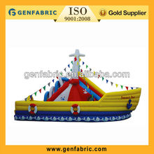 High quality inflatables amusement park,mobile themes