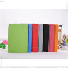 4 folding basketball pattern smart cover leather case for iPad Mini--- P-iPDMINICASE038