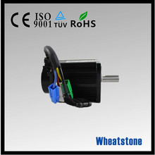 2kw 540 brushless dc motor for sight seeing