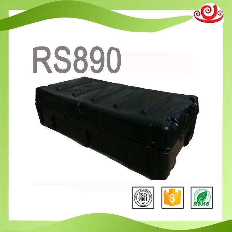 Tricases alibaba china useful IP67 handle carrying plastic tool case RS890
