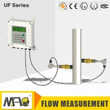 Battery powered Portable Ultrasonic Liquid Flow Meter