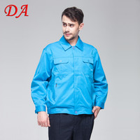 Professional Double Layer Anti-static Used Work Uniforms