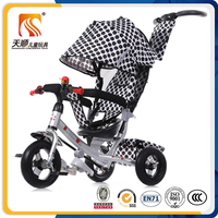 Hebei Tianshun kids tricycle factory metal frame cheap kids tricycle wholesale