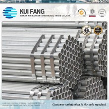 Schedule 40 For Building Materials Galvanized GI Pipe price in saudi arabia