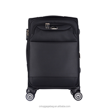 "High quality 3pcs baggage 20""24""28"" spinner wheel cheap suitcases luggage wholesale nylon luggage bag travel trolley luggage"