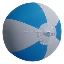 <strong>12</strong> inch inflatable ball with frosted material