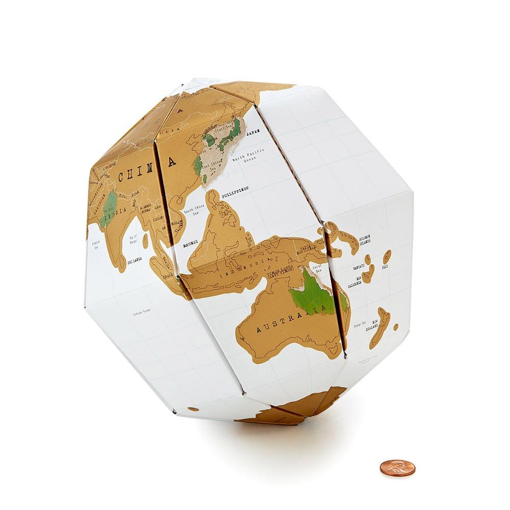 Us Scratch Map Globalinterco - Us map maker