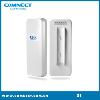 New design 2.4ghz high power wireless outdoor cpe with low price
