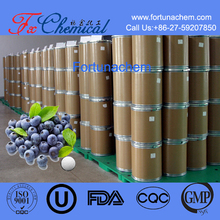 Pterostilbene Cas:537-42-8 Pharmaceutical Grade (ISO9001 Listed Factory)