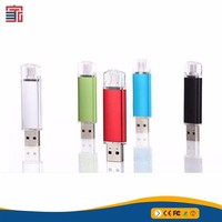 Advertising Promotion otg brand name usb flash drive