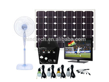 portable solar power system make your life sunshine 60W for small home