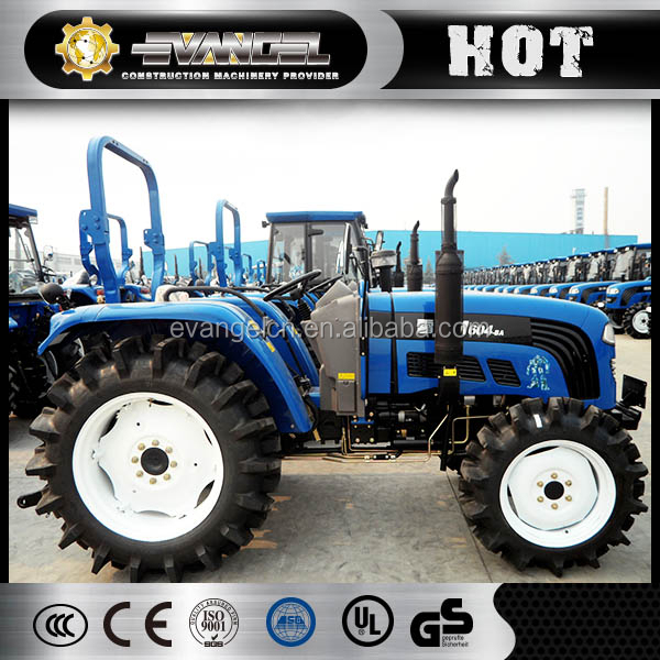 Foton Lovol tractor 604 4WD 60HP four wheel tractor definition with tractor cabin
