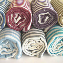 Various color Spareo Towel /100% Cotton Turkish Pestemal Beac Towel / Fouta