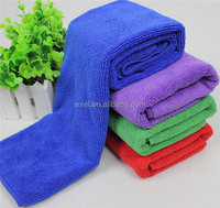 Microfiber cleaning products for car cleaning towels
