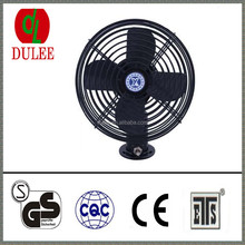 6 inch or 8 inch 12V dc brushless cooling air fresh bus fan