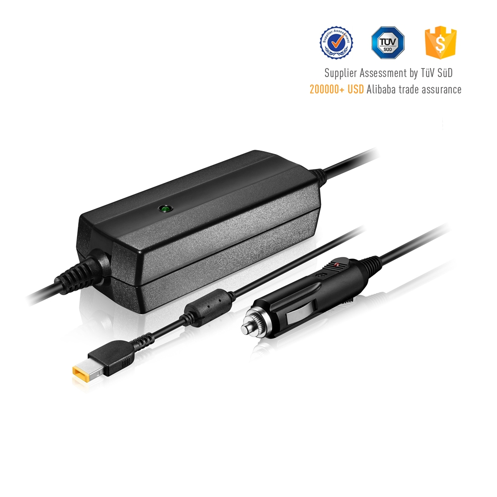 DC Adapter For Lenovo 20V 4.5A, Laptop DC adapter,Laptop Car Charger for Lenovo ThinkPad X1